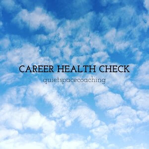 Career health check logo