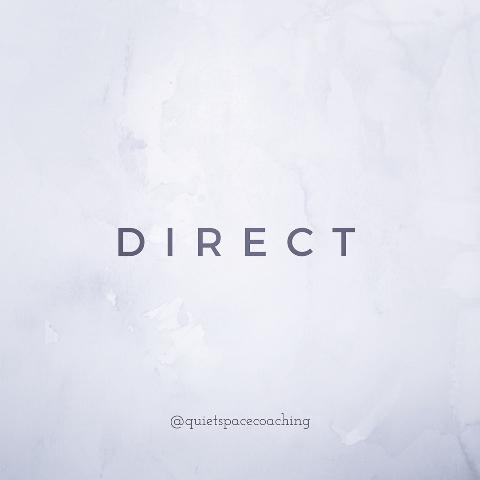 DIRECT acronym