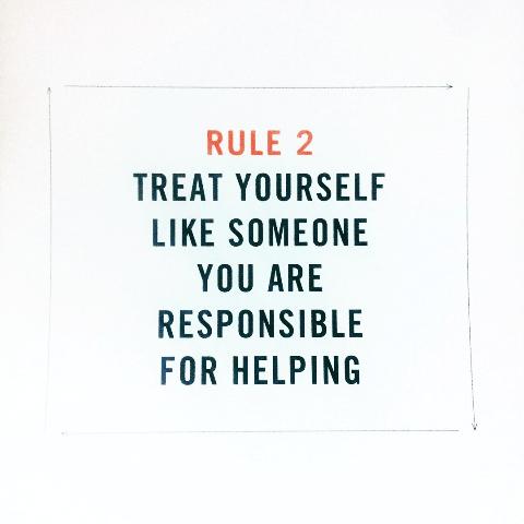 Jordan Peterson Rule 2