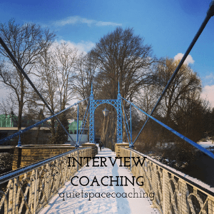 Interview coaching logo - 300px x 300px