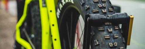 """Quik Rack Mach2: 5"""" tire"""