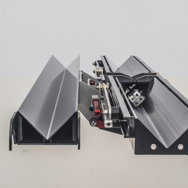 Mach2 Ramp attached to an Add-on