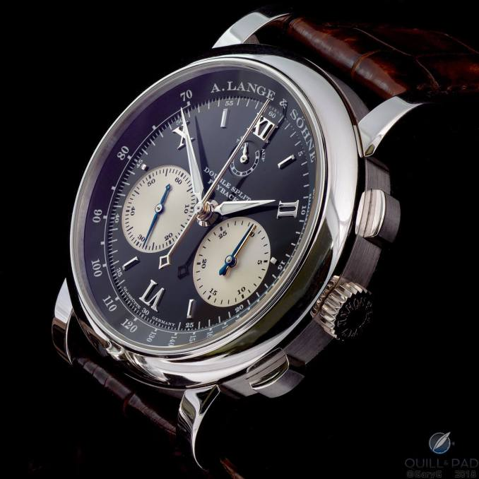 Why I Bought It: A. Lange & Söhne Double Split – Reprise | Quill & Pad