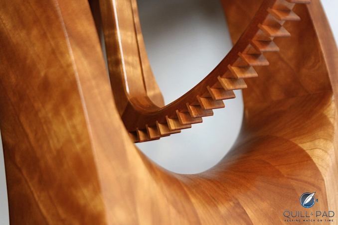 Wind & Water By Rick Hale: Wood, Wheels, And Wonderful Horology | Quill & Pad