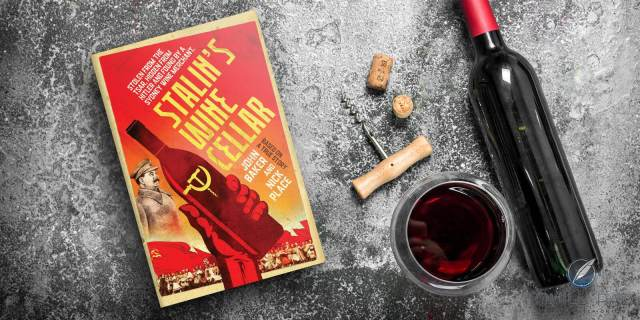 Book Review: 'Stalin's Wine Cellar' By John Baker