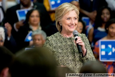 Democratic presidential candidate Hillary Clinton speaks at a rally to promote early voting ahead of Super Tuesday at the University of Arkansas at Pine Bluff Sunday, Feb. 28, 2016 in Pine Bluff, Ark. (AP Photo/Gareth Patterson)