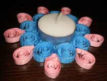 suport lumanare quilling for you (11)