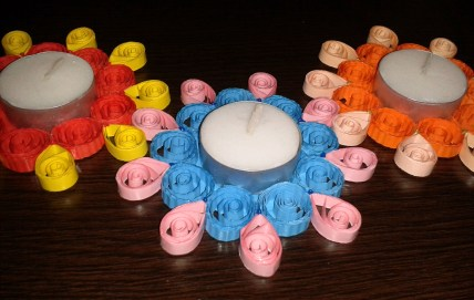 suport lumanare quilling for you (20)