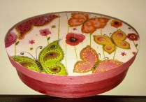 cutie ovala cu fluturi quilling for you (4)