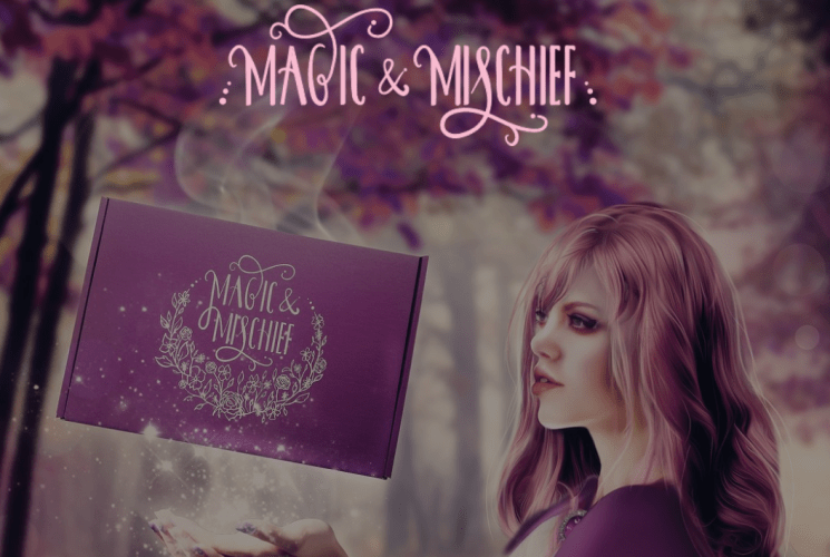 Book Subscription Boxes: Magic and Mischief