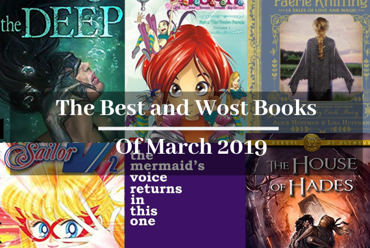 The Best and Worst Books of March 2019