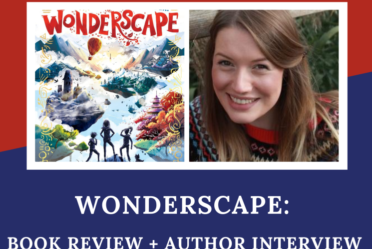 Wonderscape: Book Review + Author Interview