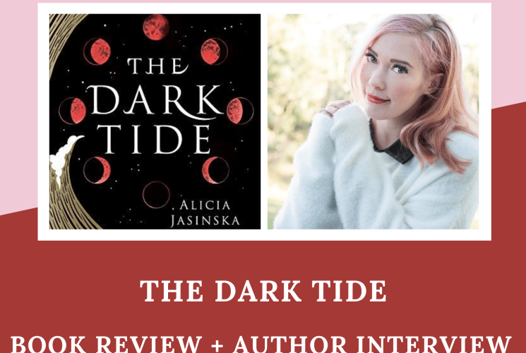 The Dark Tide: Book Review + Author Interview