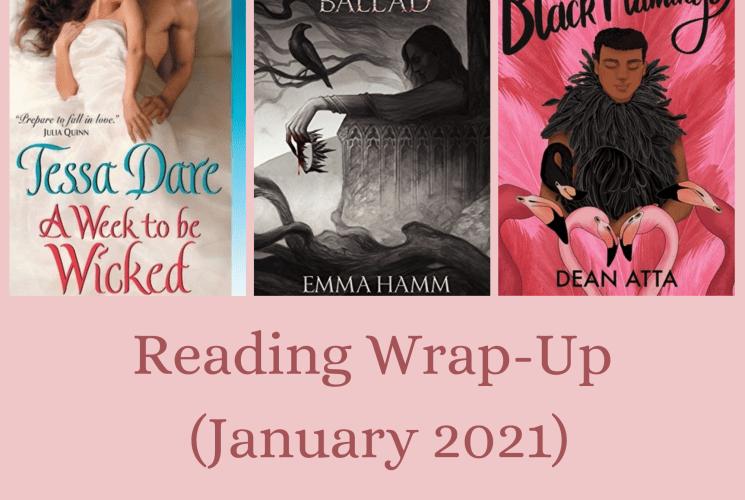 Reading Wrap-Up (January 2021)