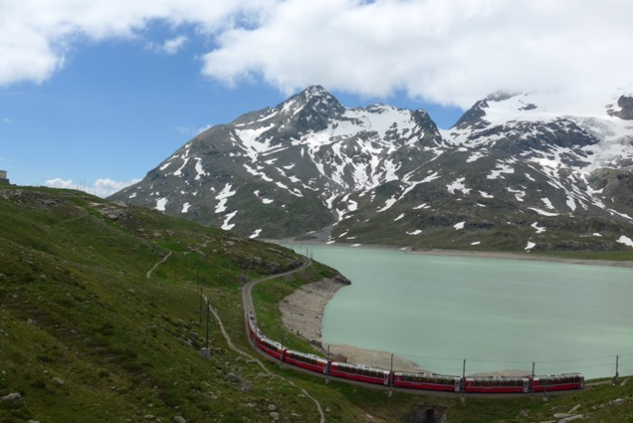 bernina pass suiça