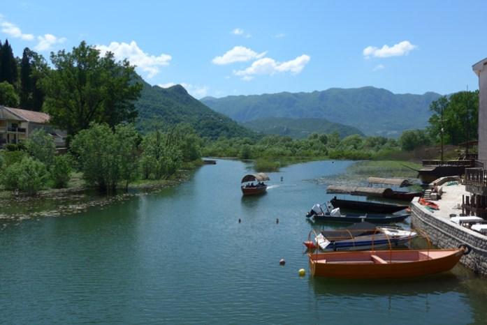 montenegro lake
