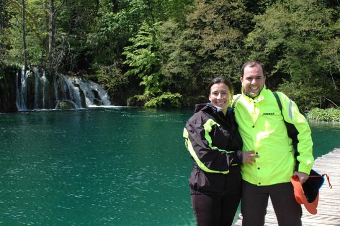 Lagos Plitvice. roteiro de viagem de mota personalizado