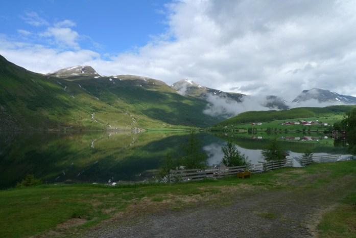 Trollstigen. As melhores estradas da Noruega