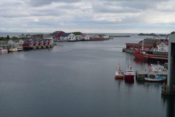 Svolvaer. Ilhas Lofoten