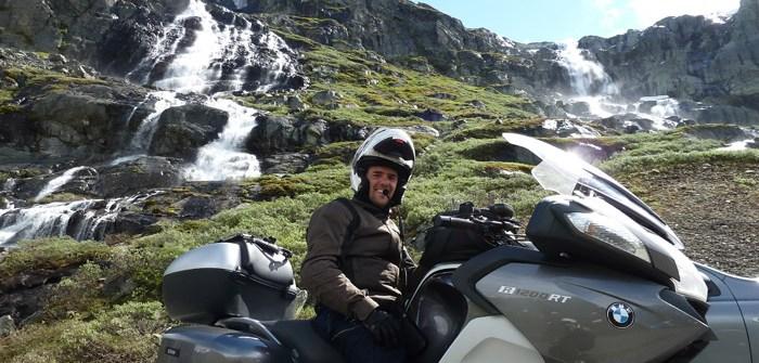 de mota pela noruega