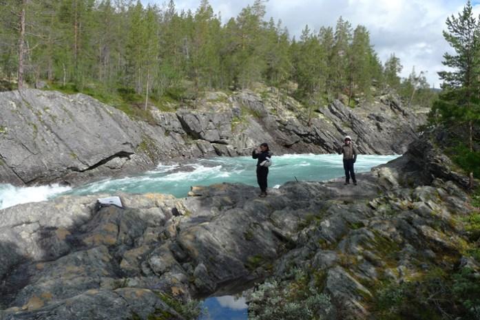 Sognefjellet. demota pelas melhores rotas panorâmicas da Noruega.