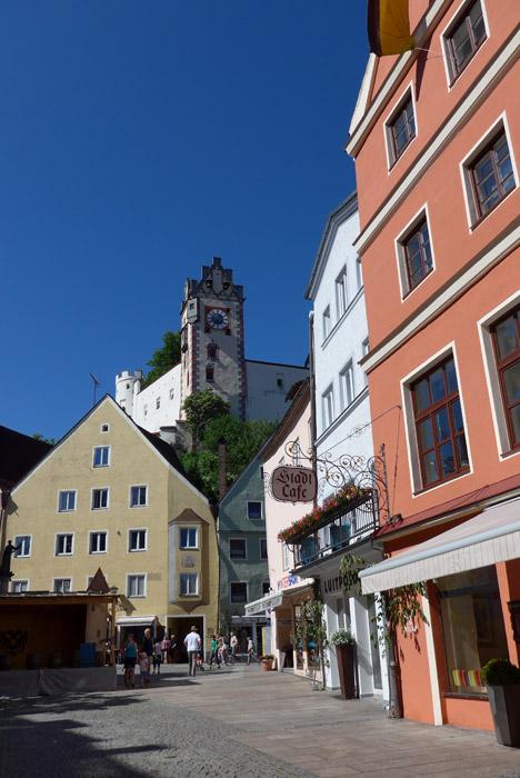 Deutschland Alpenstrasse
