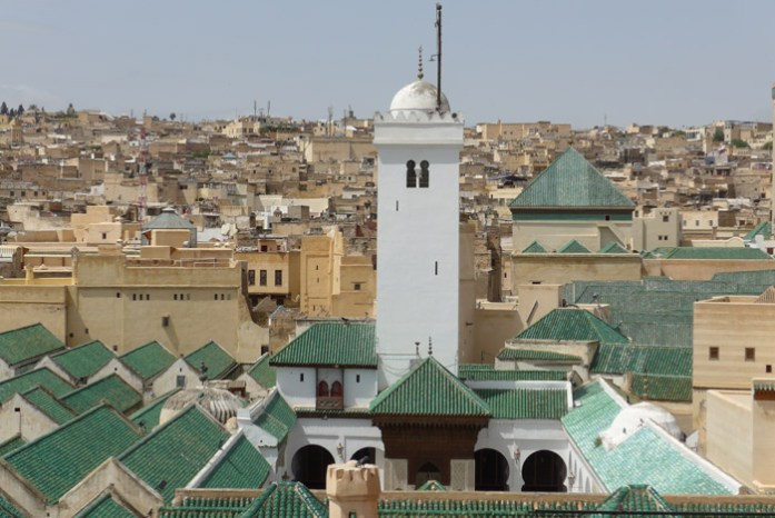 Na medina de Fez