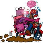 Dicas de bagagem numa Viagem de mota