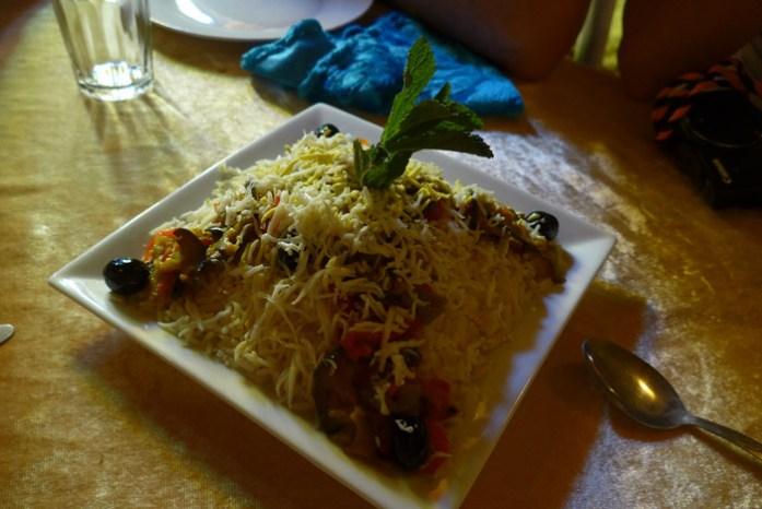 Restaurante Nora em Merzouga