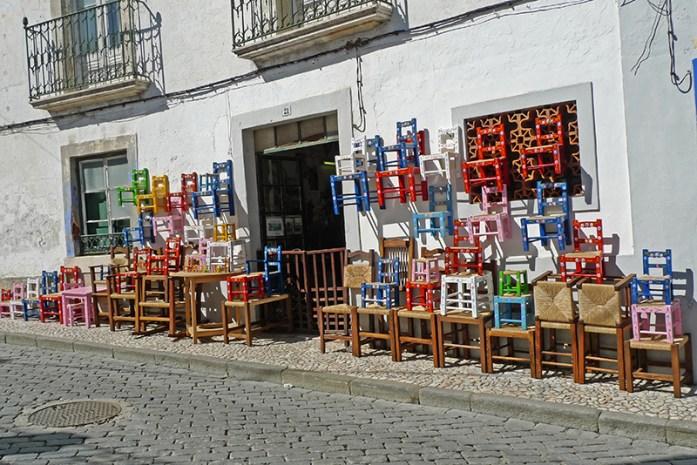 Loja de móveis tradicionais em Redondo
