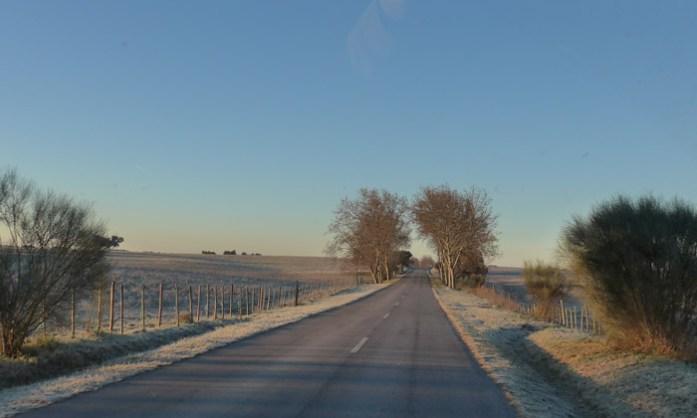 Pelo Alentejo no Inverno