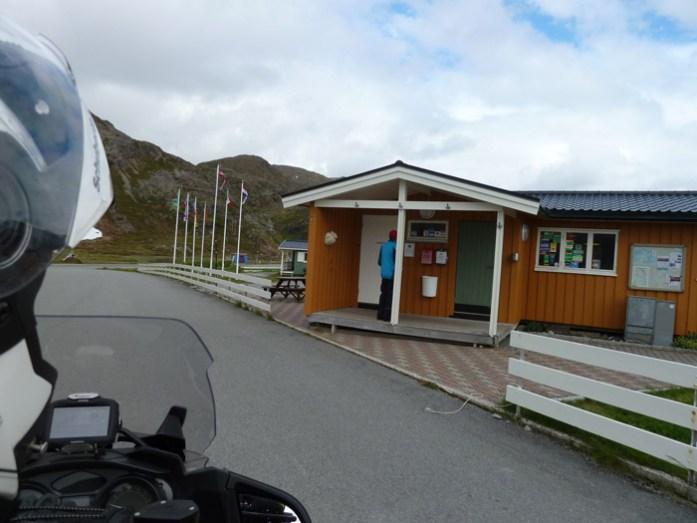 Alojamento na Noruega. Nordkapp Camping
