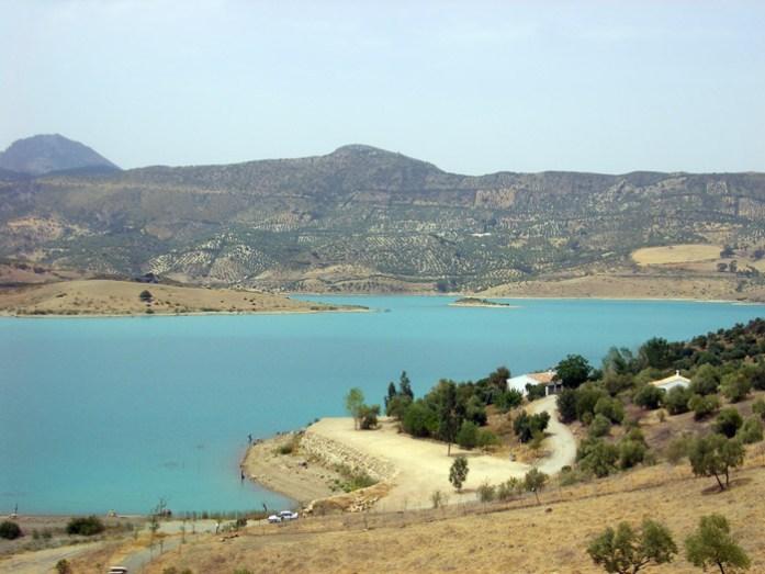 De mota pela Andaluzia.