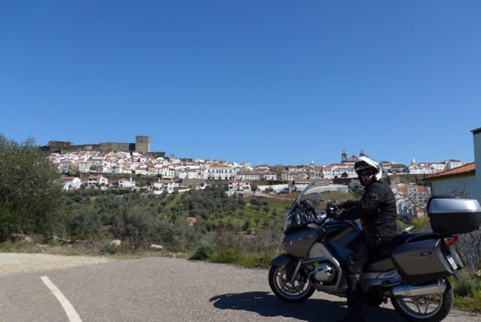 Pelas melhores estradas de Portugal. No Norte do Alentejo em Castelo de Vide