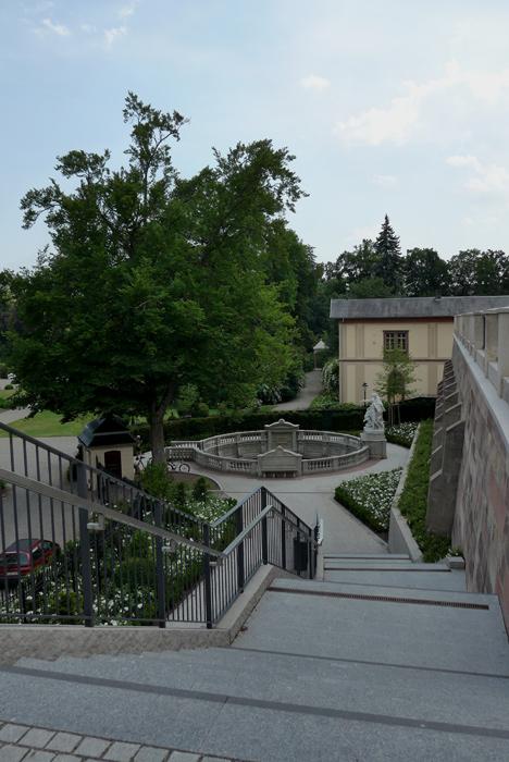 Rota panorâmica da Floresta Negra. A Nascente do Danúbio em Donauschingen.