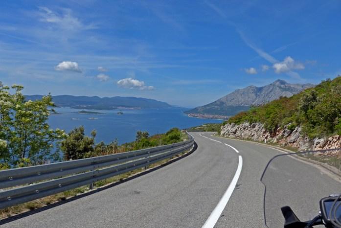 Croácia e as melhores estradas percorridas