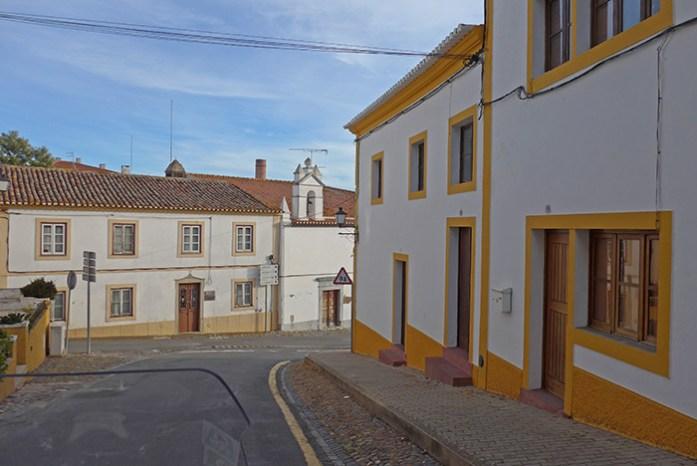 Castro Verde. Estrada N2