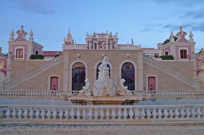 Palácio de Estói. Algarve
