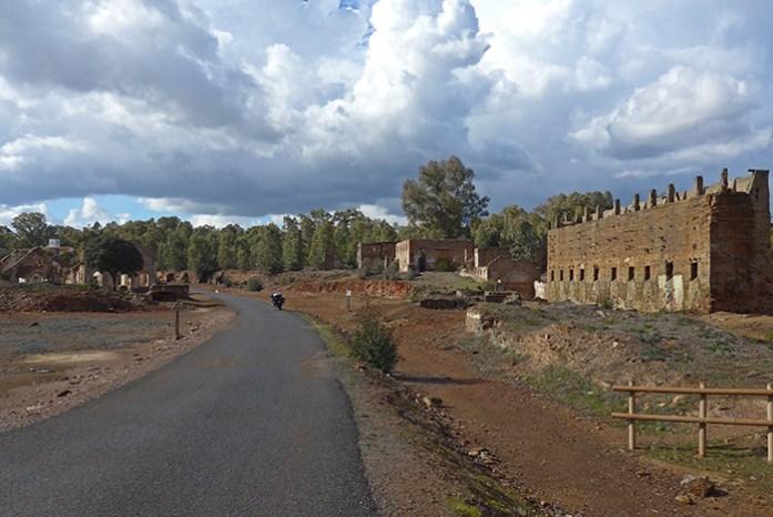 Oficinas das Minas de São Domingos. O Ciclo do Minério no Vale do Guadiana