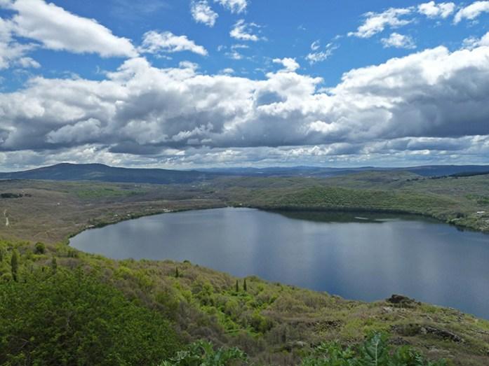 Parque Natural do Lago de Sanabria.