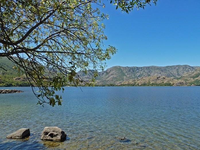 Lago de Sanabria. Espanha