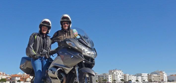 Roteiro de moto por Portugal. Estrada Atlântica