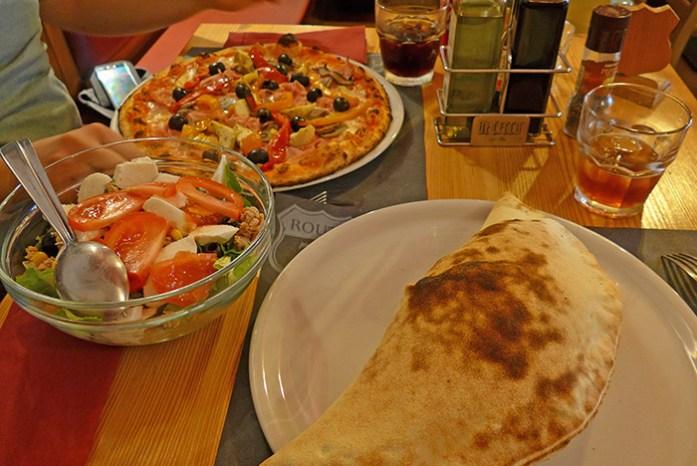 Pizzeria Route 33 em Varzo