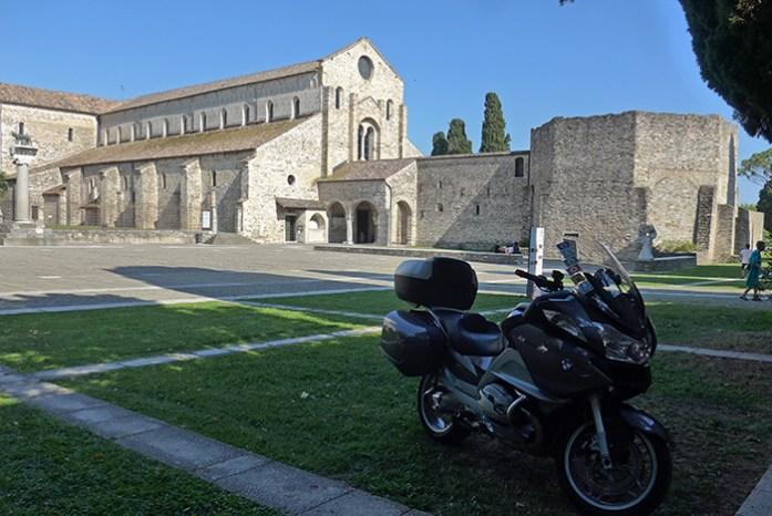 Aquileia. Antiga cidade romana Património da UNESCO. Itália