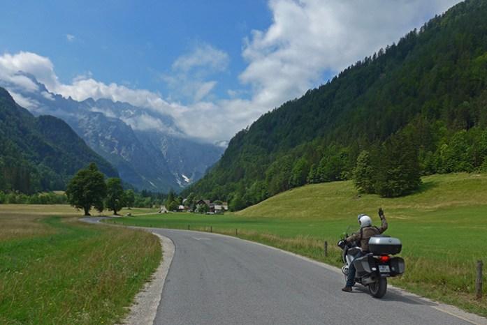 Logarska Dolina, Alpes Julianos, Eslovénia