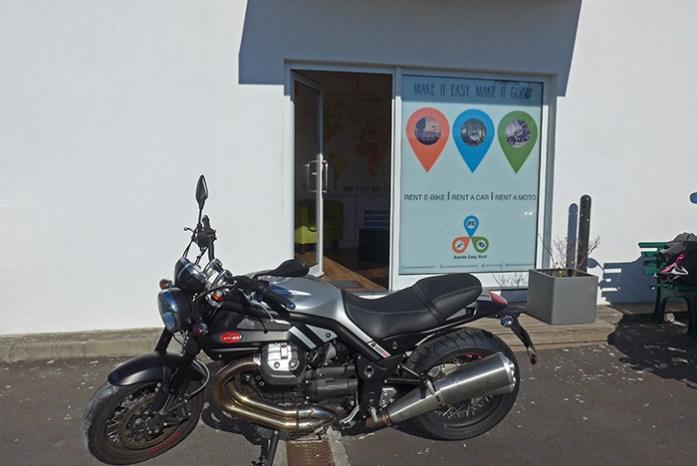 Escritórios da Azores Easy Rent, Ponta Delgada, Ilha de São Miguel