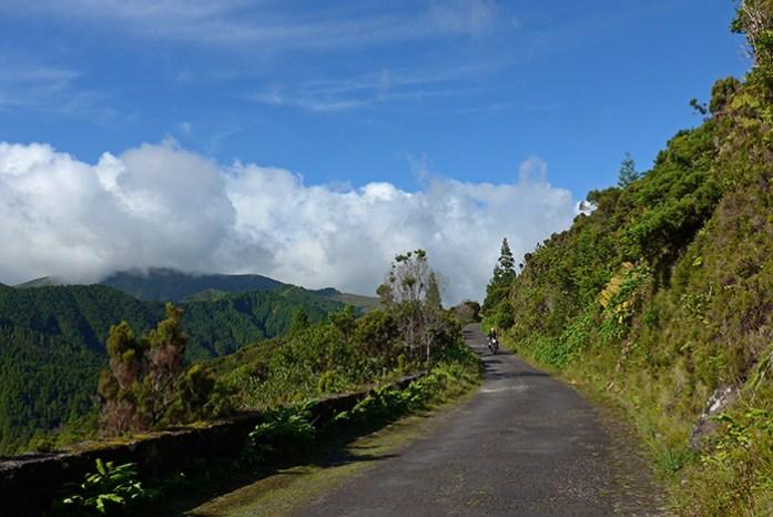 Lombadas, Serra de Água de Pau, Ilha de São Miguel