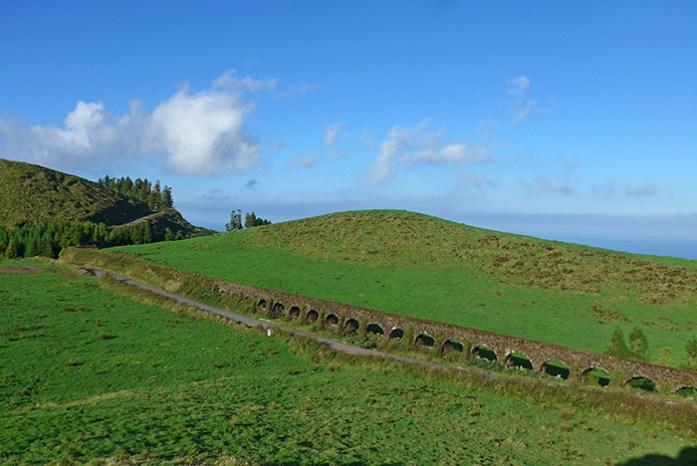 Muro das Nove Janelas, Ilha de São Miguel