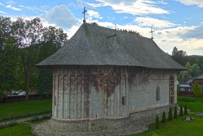 Rota dos Mosteiros de Bucovina. Mosteiro de Humor