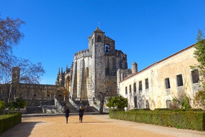 Convento de Cristo, Rota dos Templários, Tomar